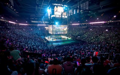 How can broadcasters use Esports to bring Millennials back to TV?